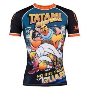 Tatami Rashguard The Guardeiro