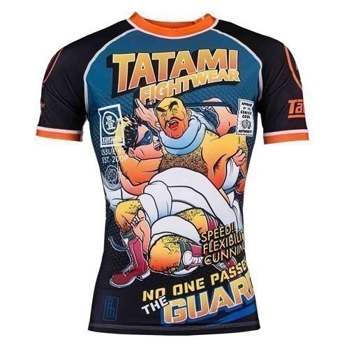 Tatami Rashguard The Guardeiro