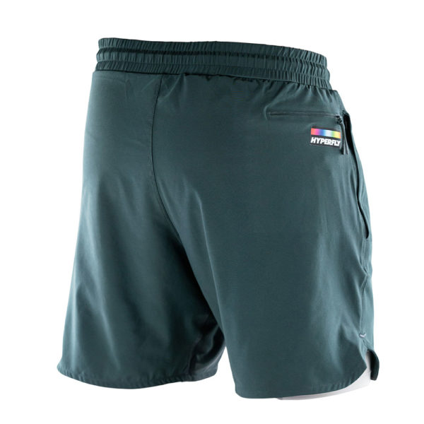 hyperfly athletic shorts icon grey 3