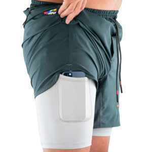 hyperfly athletic shorts icon grey 7
