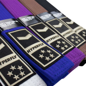 hyperfly bjj belt core