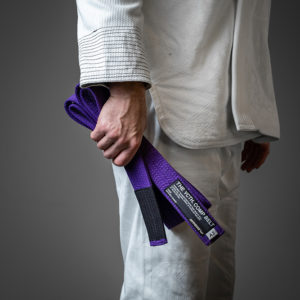 hyperfly bjj belt ycth comp purple 3