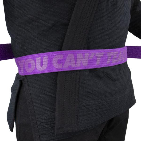 hyperfly bjj belt ycth purple 2