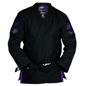 hyperfly bjj gi hyperlyte 2 0 black purple 1