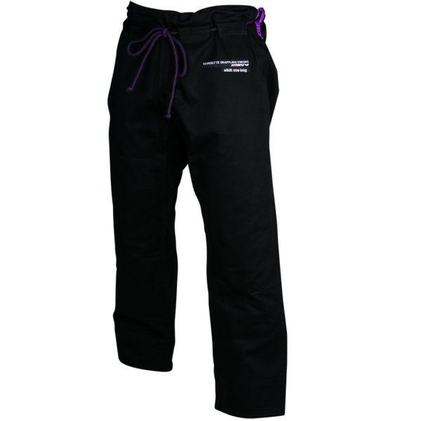 hyperfly bjj gi hyperlyte 2 0 black purple 5