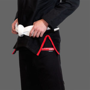 hyperfly bjj gi hyperlyte 2 0 black red 3a