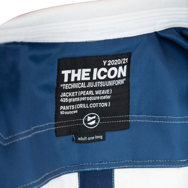 hyperfly bjj gi icon 2021 white 5