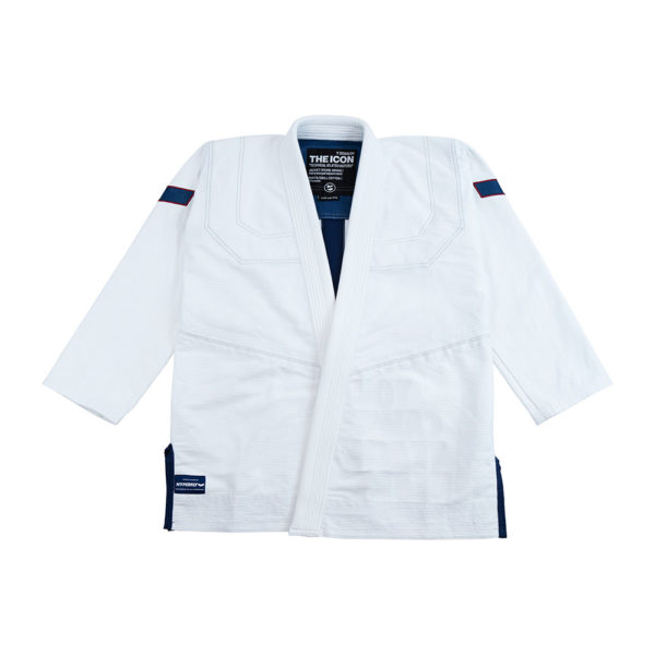 hyperfly bjj gi icon 2021 white 7
