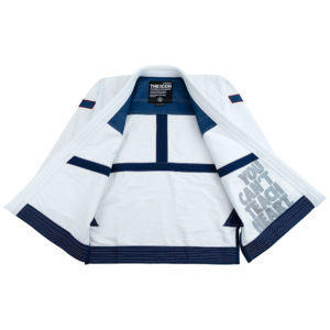 hyperfly bjj gi icon 2021 white 8