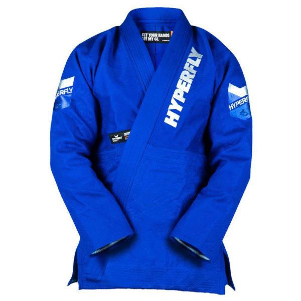 hyperfly bjj gi judofly x 2 blue 1