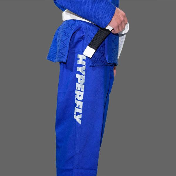 hyperfly bjj gi judofly x 2 blue 2 1