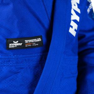 hyperfly bjj gi judofly x 2 blue 2