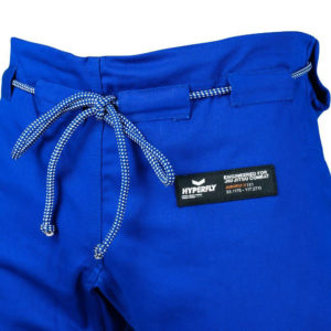 hyperfly bjj gi judofly x 2 blue 7