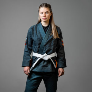 Hyperfly BJJ Gi Ladies Hyperlyte 2.0 teal
