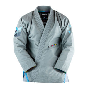 hyperfly bjj gi starlyte ii city grey 1