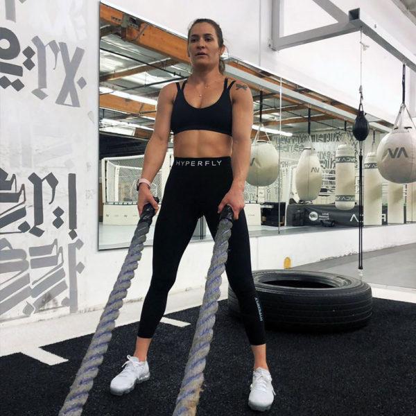 hyperfly flygirl athletic tights black 4