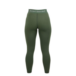 hyperfly flygirl athletic tights olive 5