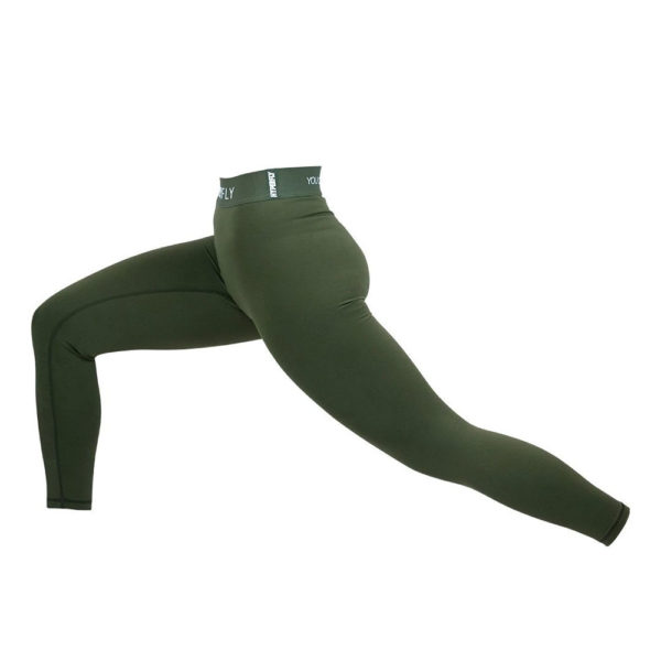 hyperfly flygirl athletic tights olive 7