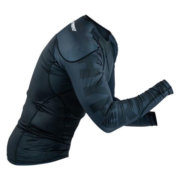 hyperfly rashguard procomp supreme long sleeve black 5