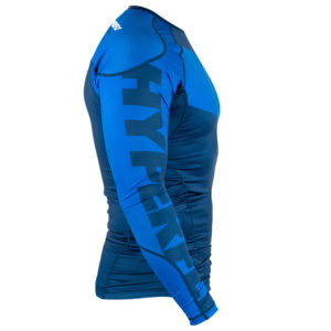 hyperfly rashguard procomp supreme long sleeve blue 3