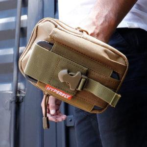 hyperfly survival flypack tan 7