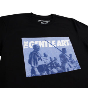 hyperfly t shirt the gentle art 3