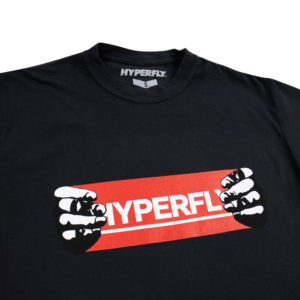 hyperfly t shirts hands black 2