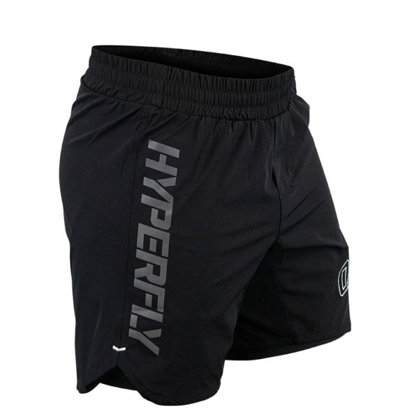 hyperfly x one fc shorts black 2