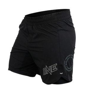 hyperfly x one fc shorts black 3