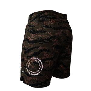 hyperfly x one fc shorts tiger camo 6