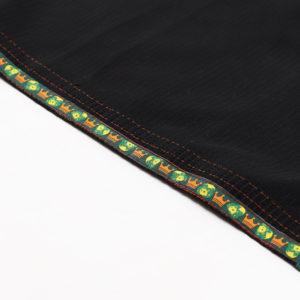 inverted gear bjj gi gold weave black 4