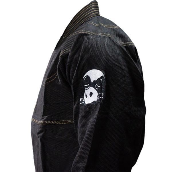 inverted gear bjj gi panda classic black 3