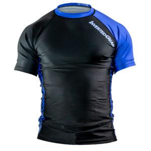 inverted gear rashguard ibjjf ranked blue 1