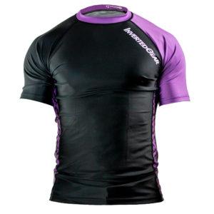 inverted gear rashguard ibjjf ranked purple 1