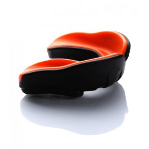 Kenka Mouthguard Pro black/orange