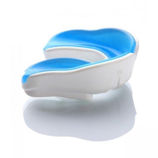 Kenka Mouthguard Pro white/blue