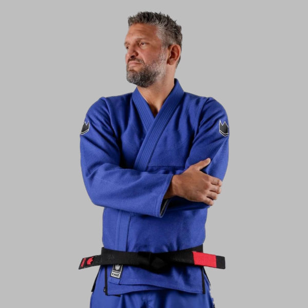 kingz bjj gi ultralight 2.0 blue 1