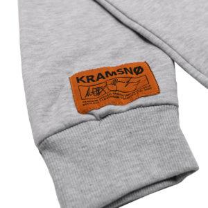 kramsno hoodie granit 3