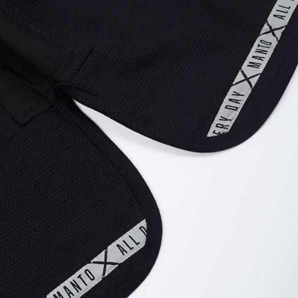 manto bjj gi x4 black 11