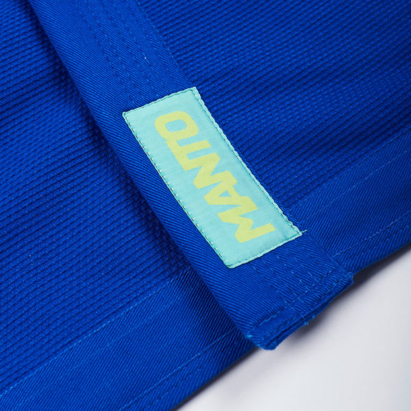 manto bjj gi x4 blue 6