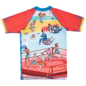manto rashguard kids gym 2