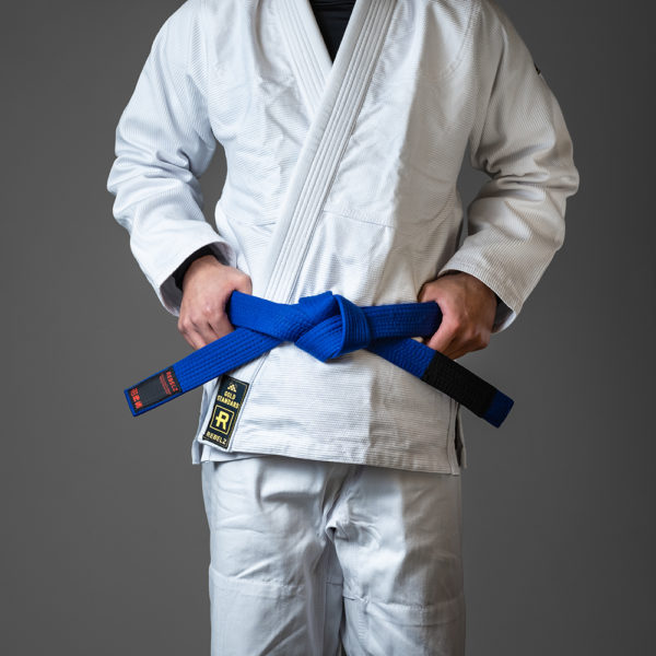 rebelz bjj belt premium blue 1
