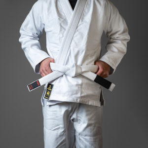 rebelz bjj belt premium white 1