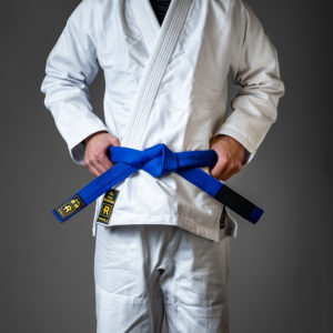 rebelz bjj belt standard blue 1