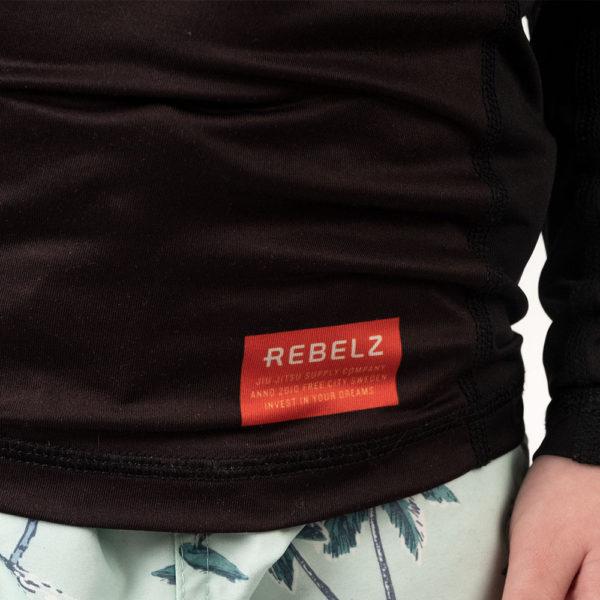 rebelz rashguard kids jiu jitsu club 4