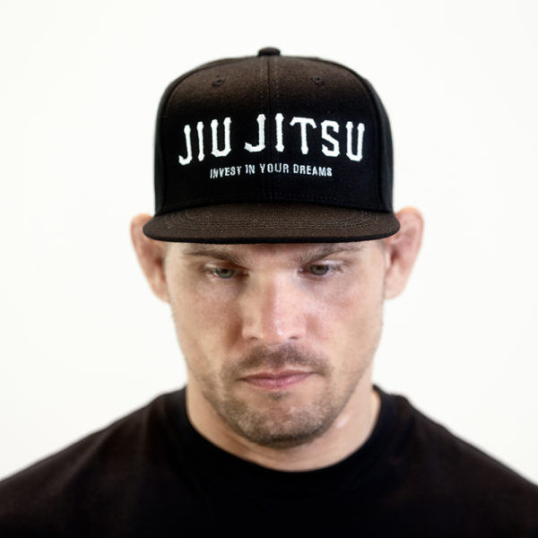 rebelz snapback jiu jitsu black 1