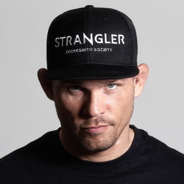 rebelz snapback strangler black 1