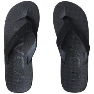 rvca flip flops
