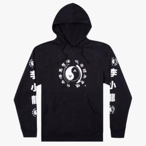rvca hoodie bruce lee 1
