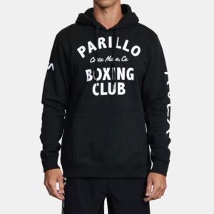 rvca hoodie parillo boxing club 2
